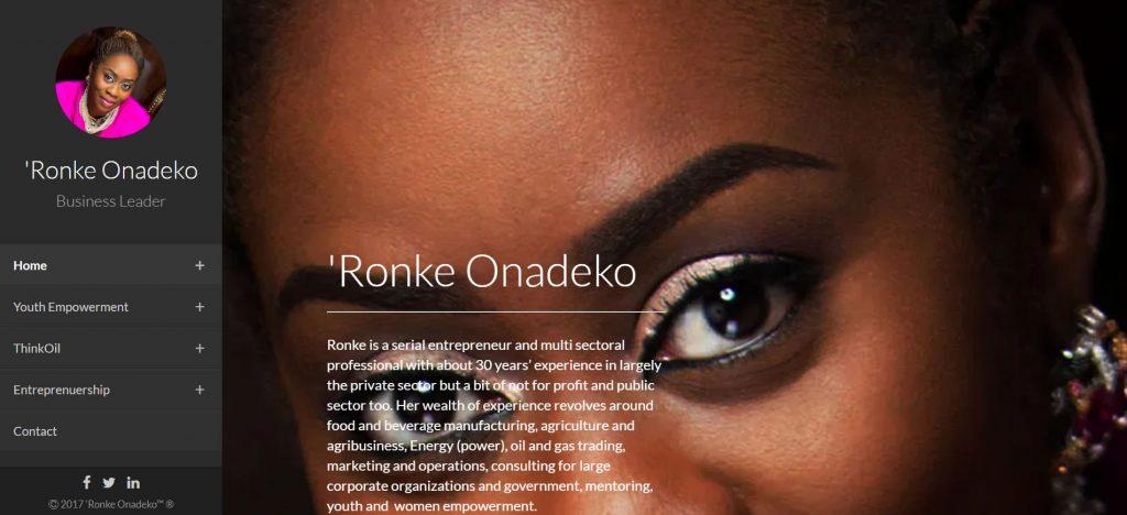 Ronke Onadeko